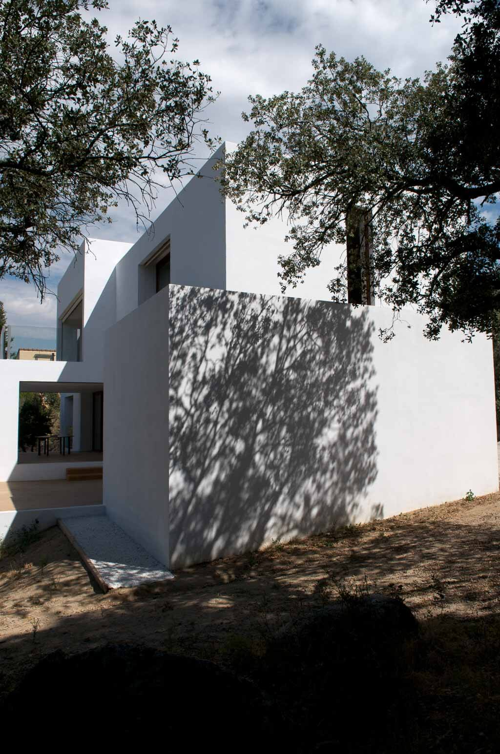 Houses design in Valdemorillo