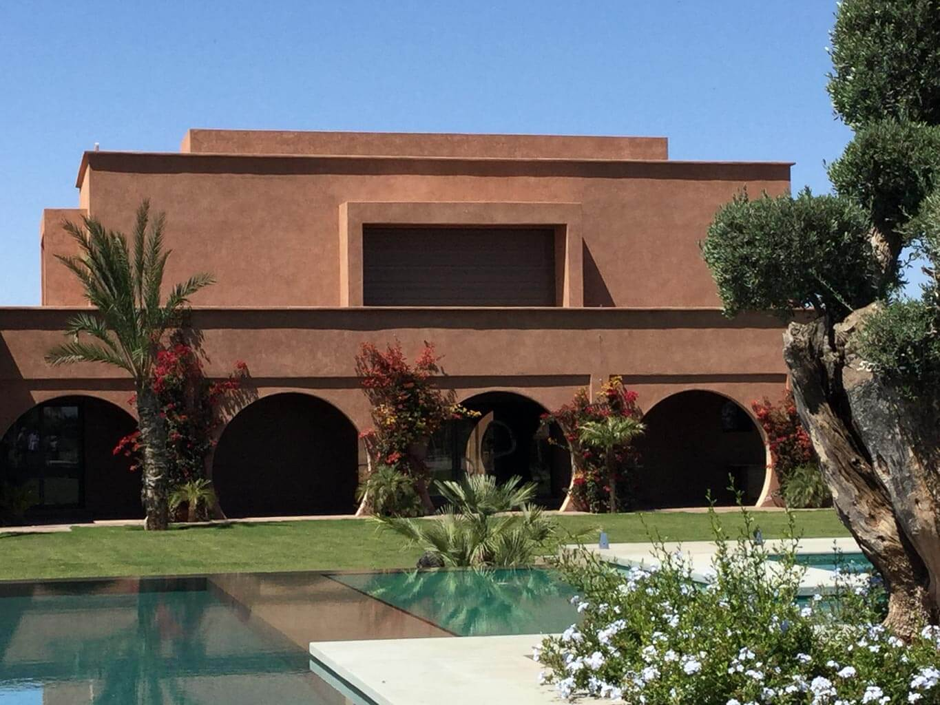 house design in Marrakech