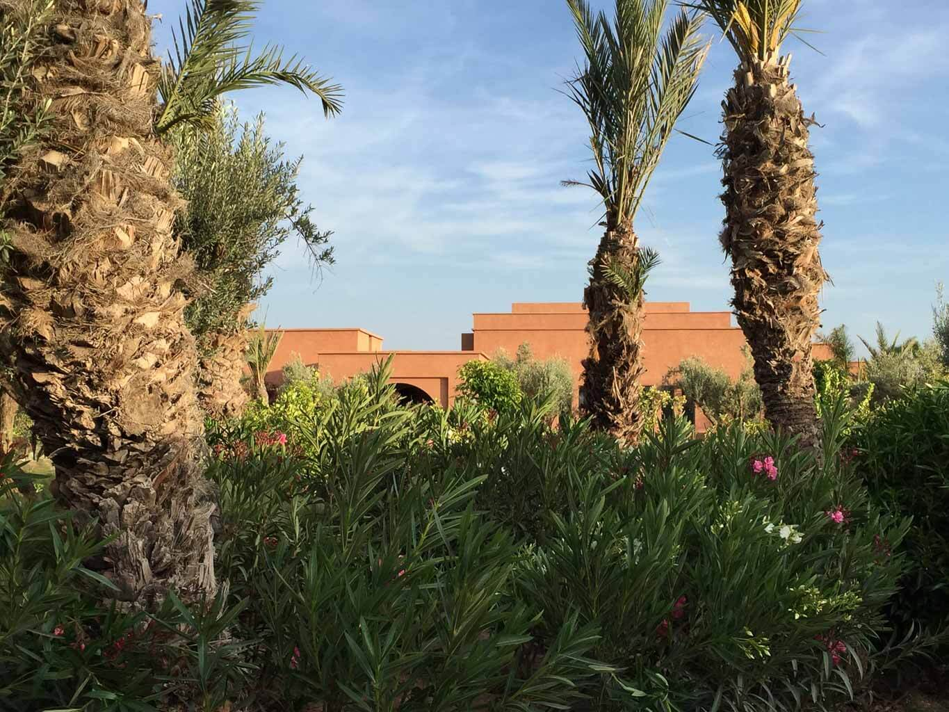 garden design in Marrakech