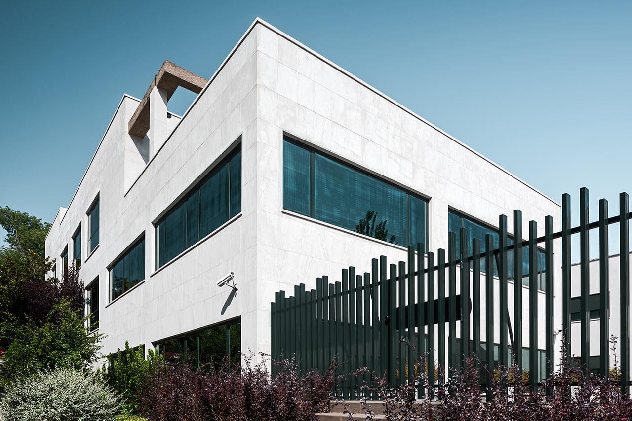 Offices design in Las Rozas