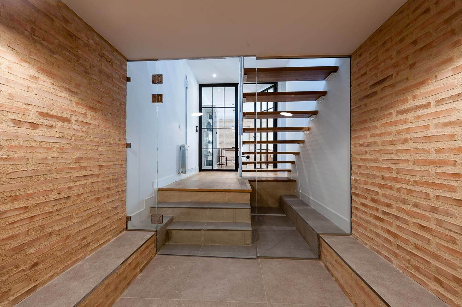 stairs design in Majadahonda en Madrid