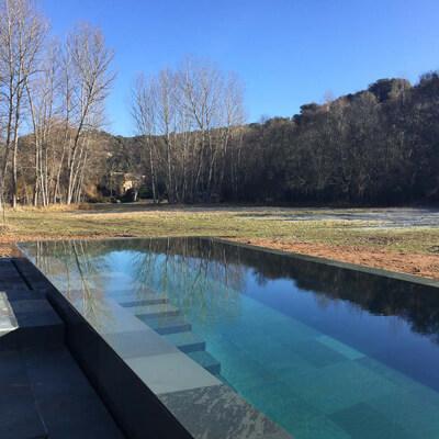 pool design in Pedraza